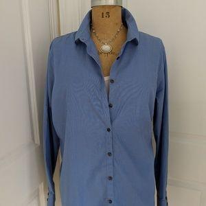 Land's End Button Down Shirt Size 18